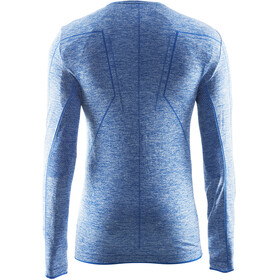 Craft M's Active Comfort Roundneck Longsleeve swe.blue